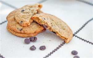 Cookies Con Chips De Chocolate
