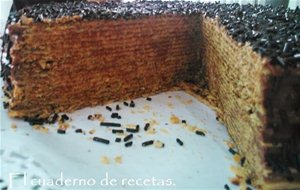 Tarta Huesitos.