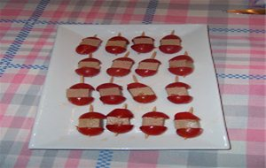 Tomatitos Cherry Con Atun