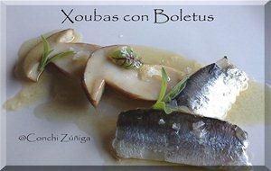 Recetas de cocina de conchi setas p gina 4 for Cocinar xoubas
