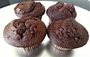 Super Muffins De Chocolate