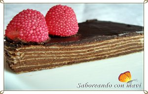 Tarta Megagalleta De Chocolate