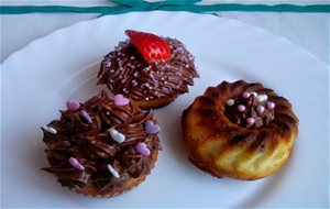 Cupcakes Con Pepitas De Chocolate