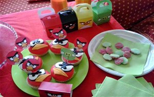 Mesa Dulce Angry Birds