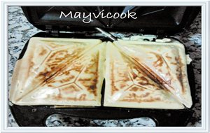 Crepes Mixtos En Sadwichera