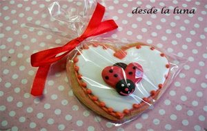 Primeras Galletas Del Curso Decoradas Con Glasa