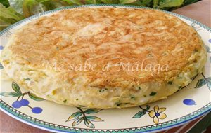 Tortilla De Chanquetes