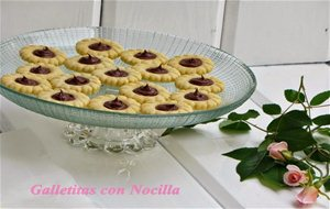 Galletitas Con Nocilla