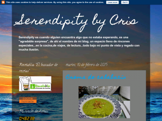Serendipity By Cristina