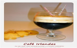 Irish Coffee  Receta