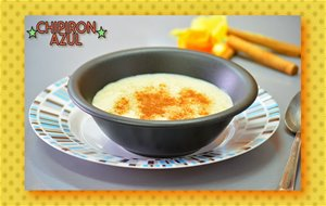 Arroz Con Leche Thermomix