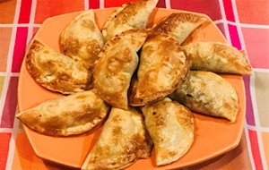 Empanadillas De Ternera (thermomix)