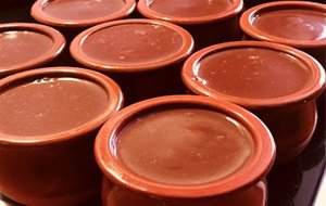 Natillas De Chocolate (thermomix)