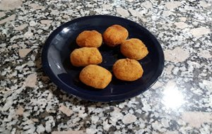 Bolitas De Pollo Y Queso En Thermomix