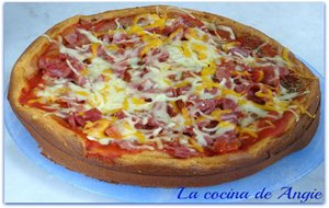 Cheesecake De Pizza