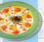 Codfish Carpaccio