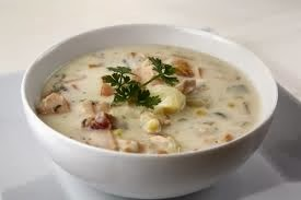 Salmon Soup (ireland)