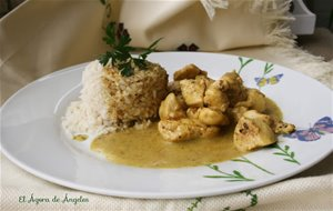 Curry Fácil De Pechugas De Pollo