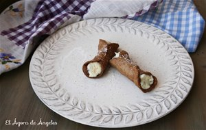 Cannolis Sicilianos