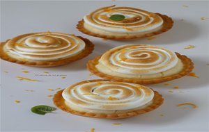 Mini Tartaletas Naranja Y Merengue
