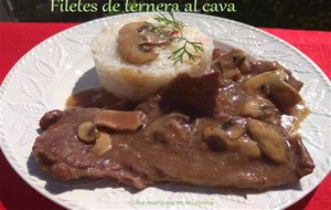 Filetes De Ternera Al Cava