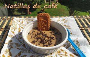 Natillas De Café