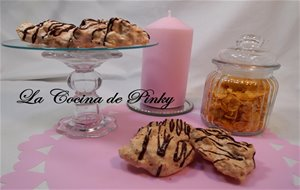 Galletas De Corn Flakes Y Coco