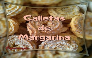 Galletas De Margarina
