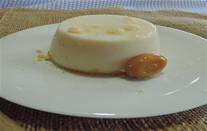 Flan De Caramelo Light
