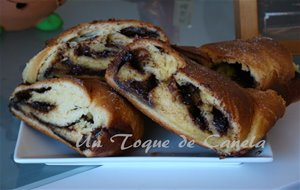 Babka Judio De Chocolate Y Canela