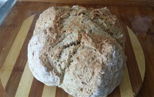 Pan De Soda Irlandés (irish Soda Bread)