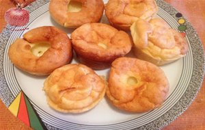 Yorkshire Pudding Sin Gluten