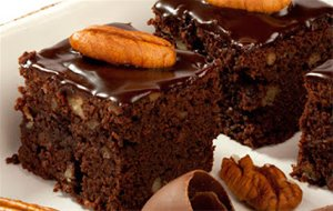 brownie Con Galletas