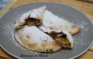 Empanadillas De Chocolate Y Plátano