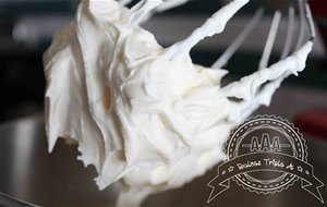 Crema De Queso O Cheesecream Frosting