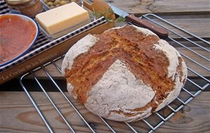 Pan De Soda {soda Bread}