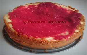 New York Cheesecake Sin Lactosa