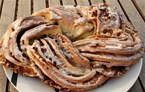 Kringle (rosca De Canela De Estonia)