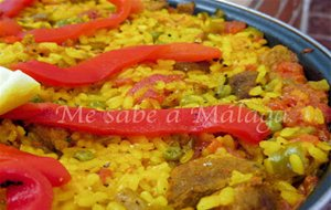 Arroz Con Pinchitos