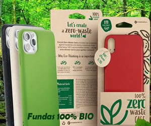 Fundas 100% Biodegradables
